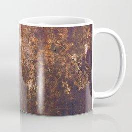 Rust. Fashion Textures Coffee Mug