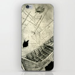 Charon's Ferry iPhone Skin