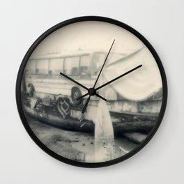 Shoreham House Boat Wall Clock