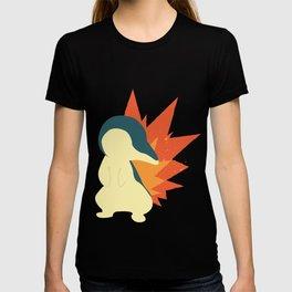 Cyndaquil Splat T-shirt