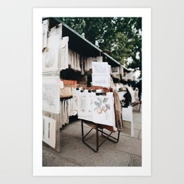 Art of Paris Art Print