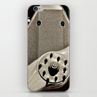 aviation iPhone & iPod Skins featuring Aviation Pioneers by Simmons Universe