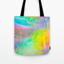 Prisms Play Of Light 1 Tote Bag