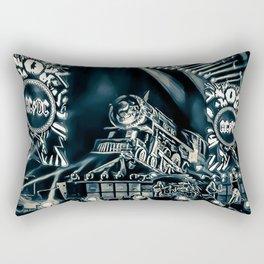Runaway Train - Graphic 2 Rectangular Pillow