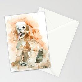 dog#23 Stationery Cards