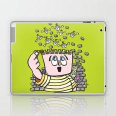 Flying memories Laptop & iPad Skin