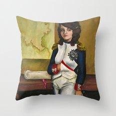 Napoleonne Throw Pillow
