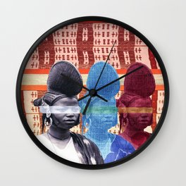 My roots Wall Clock