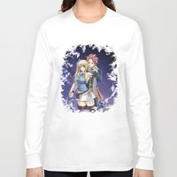 arya Long Sleeve T-shirts featuring My most Precious Star by Arya