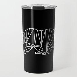 Bear Shape Travel Mug