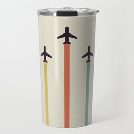 Airplanes Travel Mug