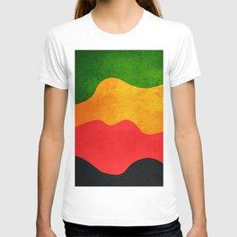 Flag Reggae T-shirt