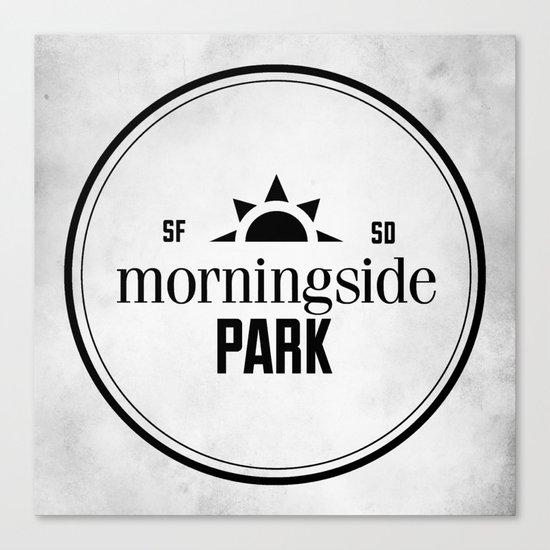 Morningside Park Canvas Print