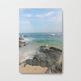 colors of the sea Metal Print