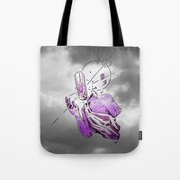 rare Tote Bags featuring ▩ #RARE# CLOUDS ▩ by Pol Clarissou