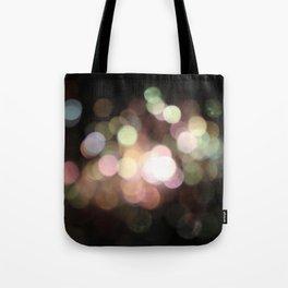Bubbly Bokeh Tote Bag