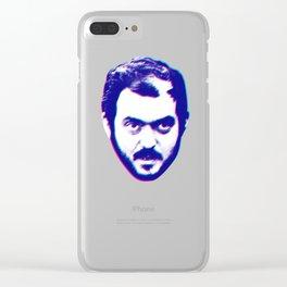 a genius Clear iPhone Case