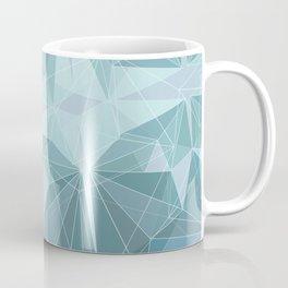 Winter geometric style - minimalist Coffee Mug