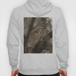 Barred Owl Hunting Hoody