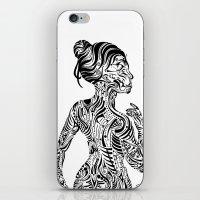 maori iPhone & iPod Skins featuring Maori Style by SarinneG