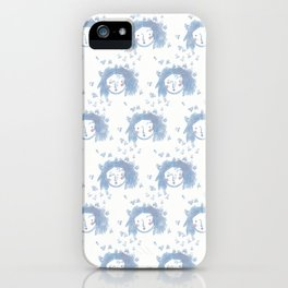 Child Butterfly (Pattern) iPhone Case