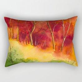 Autumn scenery #16 Rectangular Pillow
