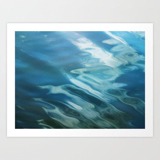 Water / H2O  #53 Art Print
