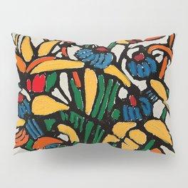 """""""Christmas Bulbs"""" by Australian Artist Margaret Preston Pillow Sham"""