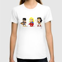 girl power T-shirts featuring Girl Power by Nate Kelly