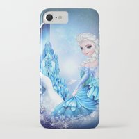 elsa iPhone & iPod Cases featuring ELSA by Annya Kai