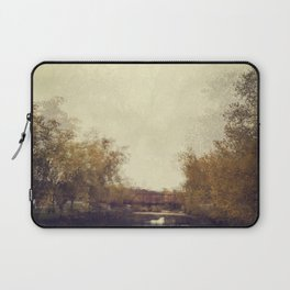 By The Riverside #1 Laptop Sleeve