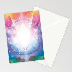 PRYSMIC ORBS II Stationery Cards