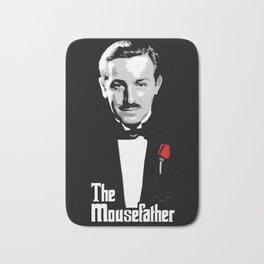Walt E.Disney, The Mousefather Bath Mat