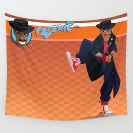 Shabba Doo as Ozone Wall Tapestry