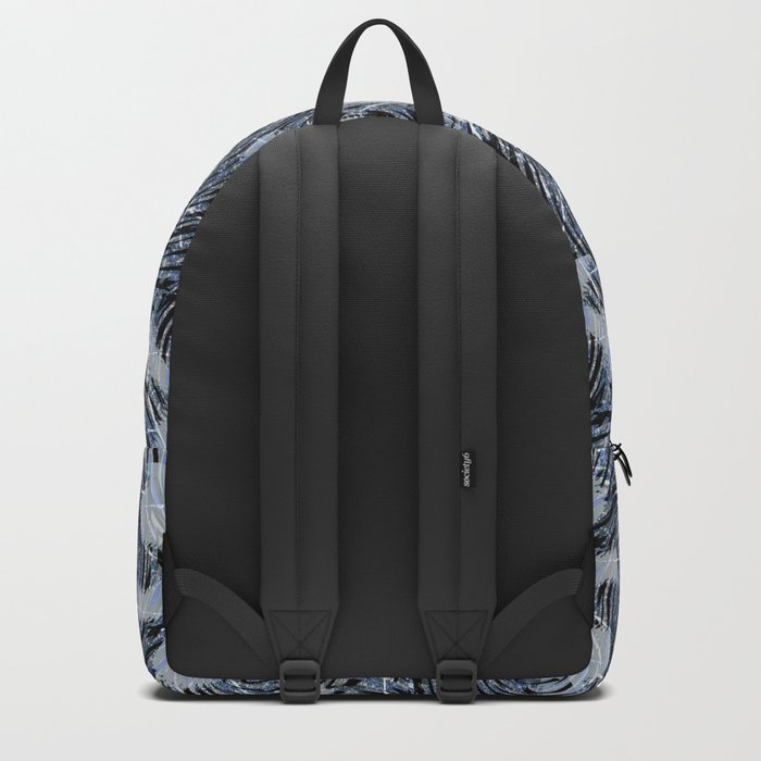 Abstract pattern.2 Backpack