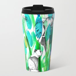 Jungle Green Travel Mug