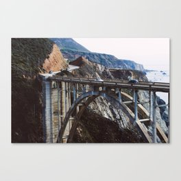 Bixby Bridge Canvas Print