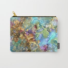 Mermaids Treasure Carry-All Pouch