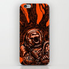 A Spacesuit Has Been Compromised iPhone & iPod Skin