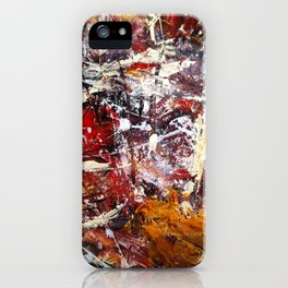 Round About iPhone Case