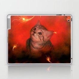 Cute little kitten Laptop & iPad Skin