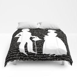 Pride and Prejudice design Comforters