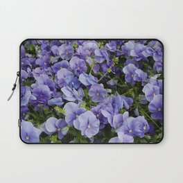 Pansy flower Laptop Sleeve