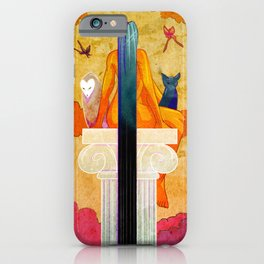 Hecate's Watch iPhone Case