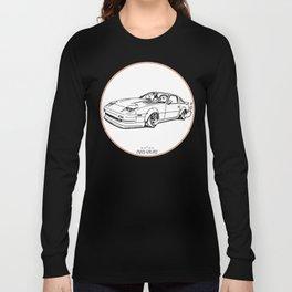Crazy Car Art 0052 Long Sleeve T-shirt
