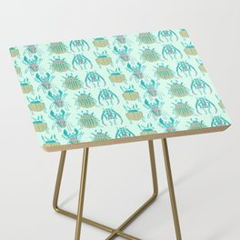 The Beetles Side Table