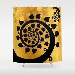 Bodhi Tree0601 Shower Curtain