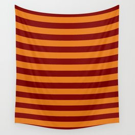 rome flag stripes Wall Tapestry