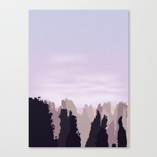 Colorful Nature Canvas Print