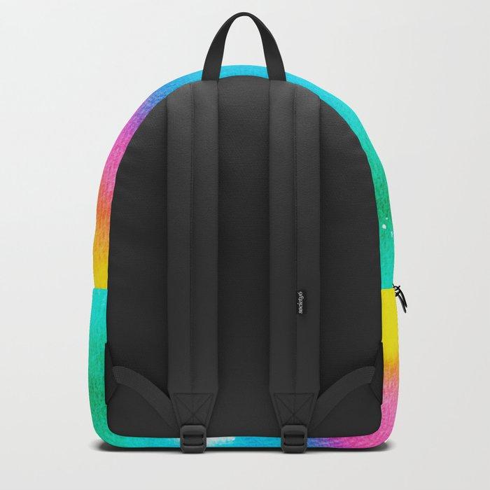 Rainbow #society6 #decor #buyart Backpack